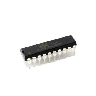 MICROCONTROLADOR AT89C2051-24PU 20 PIN