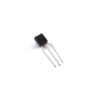 NPN 0.8A 25V 0.6W TO-92