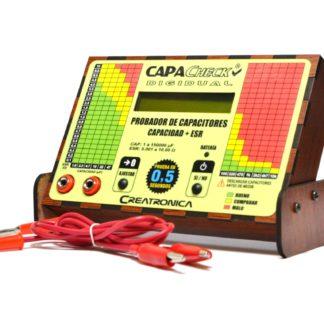 CAPACHECK DIGITAL (CAP + ESR)