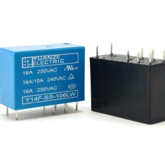 RELE S/INV. 16AMP 12VDC (=TRM2919)