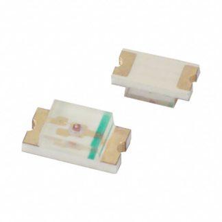 LED SMD 0805 VERDE 12.5mCd