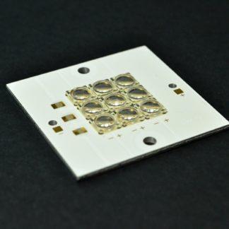 10W POWER LED ROJO 300lm