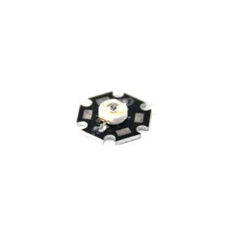 LED INFRAROJO DE POTENCIA 1W 940nm C/DISIPADOR