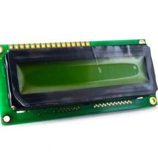 DISPLAY LCD MATRIZ 1x16 80x36x12mm C/BACKLIGHT