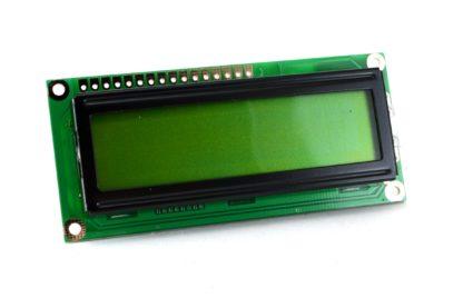 DISPLAY LCD MATRIZ 2x16 C/BACKLIGHT 85x36x12mm