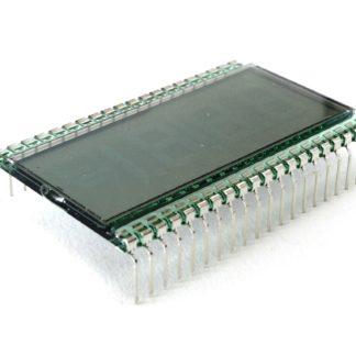 DISPLAY LCD 3-1/2 DIGITOS