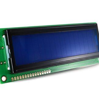 DISPLAY LCD MATRIZ 2x40 182x33x12.7mm C/BACK LIGHT