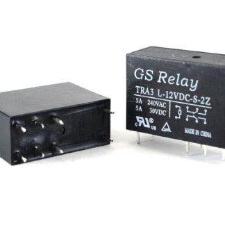 RELE 2 INV. 6VDC (=TRM3013)