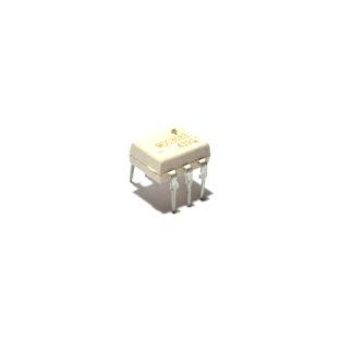 OPTOACOPLADOR SALIDA TRIAC DIL-6