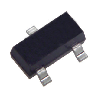 NPN 0.5A 80V 350mW SOT-23 (MMBTA06)