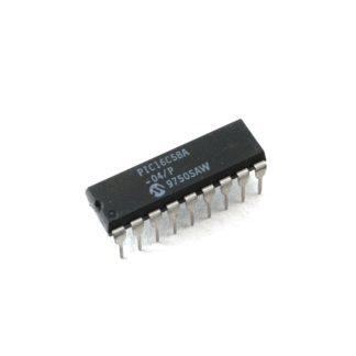MICROCONTROLADOR 2K 8 BIT 12 I/O