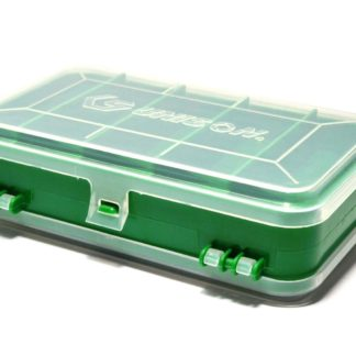 GAVETERO PLASTICO 165x95x45mm DOBLE TAPA