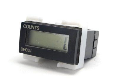 CONTADOR LCD 8 DIGITOS TOTALIZADOR