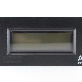 AMPERIMETRO LCD 0 a 5amp CONTINUA