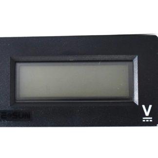 VOLTIMETRO LCD 0 a 200v CONTINUA