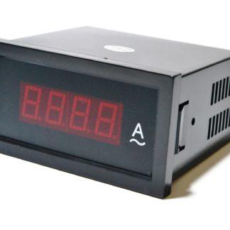 AMPERIMETRO LED 0-5AMP ALTERNA (200AMP CON SHUNT)