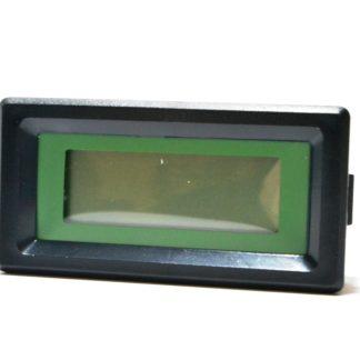VOLTIMETRO LCD 3 1/2 DIGITOS P/PANEL