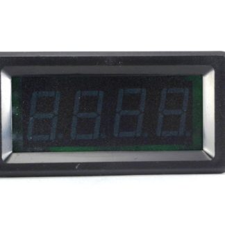 VOLTIMETRO LED 3 1/2 DIGITOS P/PANEL