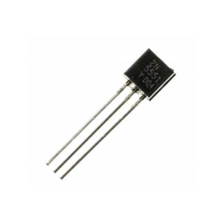 NPN 0.6A 160V TO-92