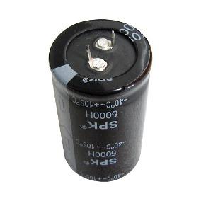 CAP. ELECTROLITICO 4700uF 80V BLINDADO