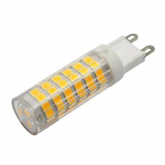LAMPARA G9 BIPIN 8W CALIDA