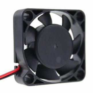 FAN 40x40x10 12VDC C/RULEMAN 2 CABLES