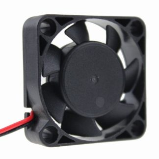 FAN 40x40x28mm 12VDC C/DOBLE RULEMAN 3 CABLES