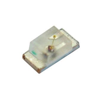 LED SMD 0603 AZUL 50mcD