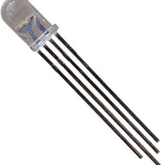 LED BICOLOR ROJO/VERDE 3 PATAS 5mm A/C