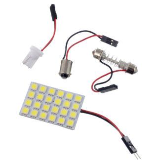 LAMPARA DE 36 LED BLANCOS P/AUTO