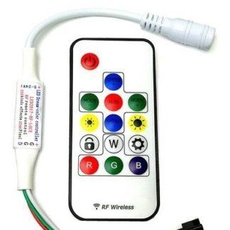 CONTROL REMOTO P/CINTA RGB C/FUNCIONES ESPECIALES
