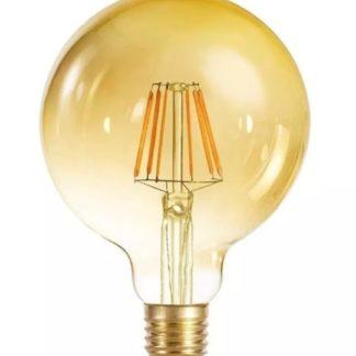 LAMPARA GLOBO VINTAGE 12W CALIDA E27