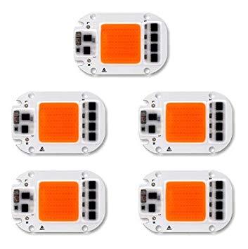 LED COB 50W FULL SPECTRUM 220V