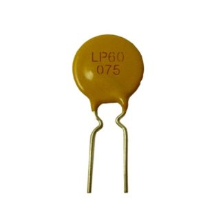 POLYSWITCH 0.75A 60V (FUSIBLE RESETEABLE)