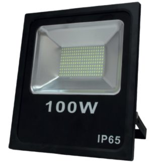 REFLECTOR LED 100W LUZ FRIA 220V