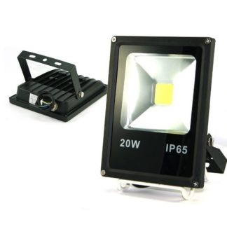 REFLECTOR LED 220V 20W LUZ FRIA