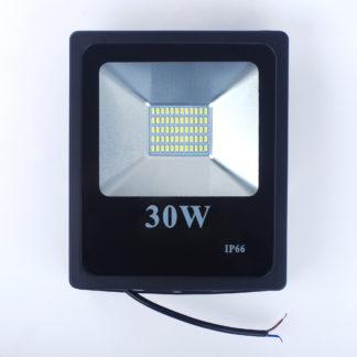 REFLECTOR LED 220V 30W LUZ FRIA