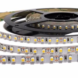 TIRA FLEXIBLE INTERIOR 120 LED 3528 BLANCO CALIDO