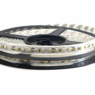 TIRA FLEXIBLE 120 LED 3528 SUMERGIBLE BLANCO FRIO
