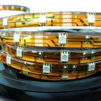 TIRA FLEXIBLE 30 LED 5050 SUMERGIBLE BLANCO CALIDO